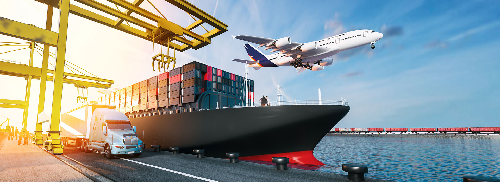 Logistics and shipping managements course