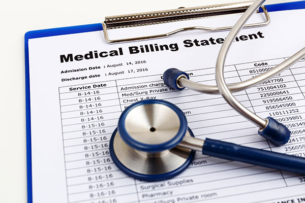 What is medical billing?